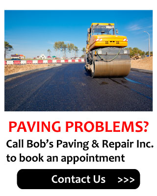 Call Bob's Paving & Repair Inc. to book an appointment